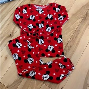Disney's Mickey Mouse Toddler Pajama Set